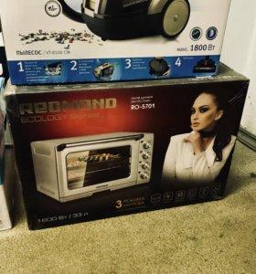 Шкаф духовой Redmond ro-5701
