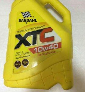 Моторное масло Bardahl 10w40, 5L, полусинт.