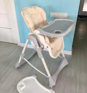 Детский стульчик для кормления Happy Baby 0+