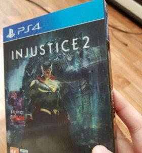 Injustice 2 Legendary Edition на PS4