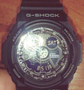 Часы Саsio G-SHOCK. wr20bar