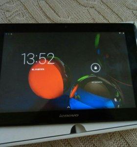 """Планшет Lenovo Tab A10-70 10.1"""" 16Gb Blue (A7600)"""