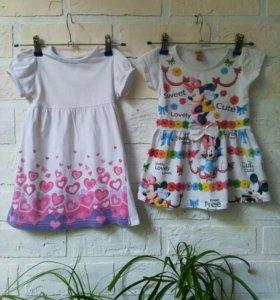 Платье и туника трикотажные