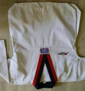 Куртка для тейквандо 6-9 лет.