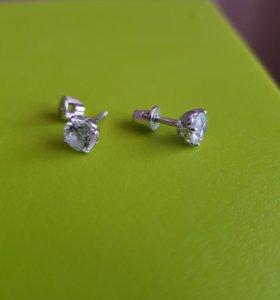Гвоздики серебряные