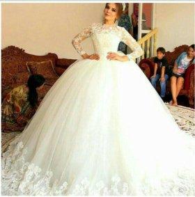 Новые свадебные платья шикарные