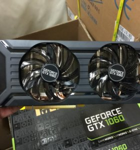 Palit GeForce GTX 1060 6GB