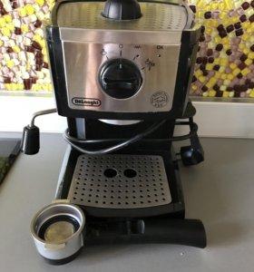 Кофемашина De'Longhi EC 156 B