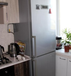 2-х камерный холодильник LG