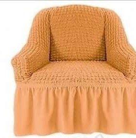 Натяжные чехлы на кресла для дома и дачи