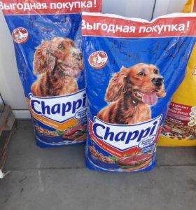 """Чаппи корм """"Мясное изобилие"""""""