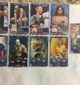 Карты Mortal Kombat X коллекция 9