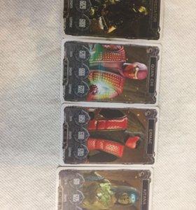 Карты Mortal Kombat X коллекция 6