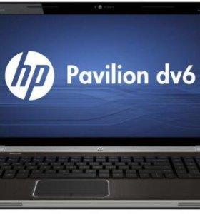 Продам ноутбук Hp Dv6