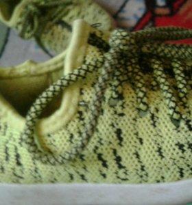 Кроссовки-кеды.Текстиль