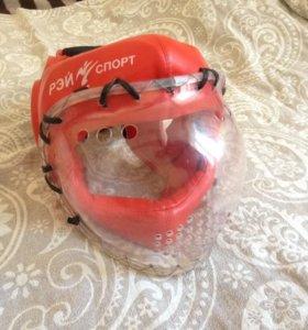 Шлем- защита для контактного карате