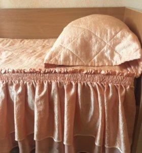 Покрывало на 1-сп. кровать