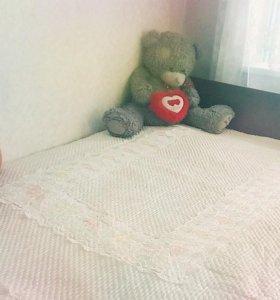 Большая кровать