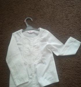Детская блуза 💯% хлопок