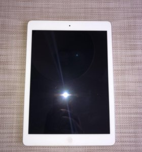 iPad Air 64Gb Wi-Fi + Cellular (Silver)