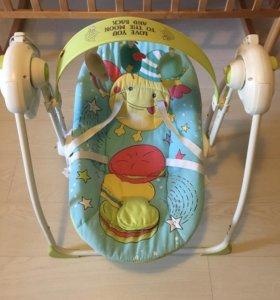 Электрокачель для новорождённых.