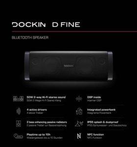 Колонки Dockin D Fine
