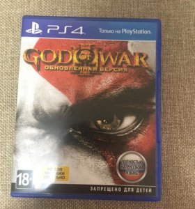 Игра God of war 3