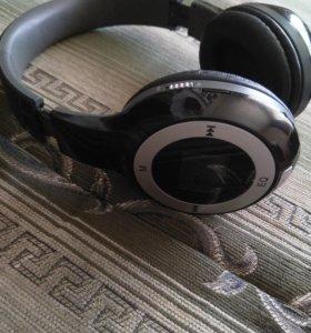 Складные наушники - Mp3-плеер с FM радио IRULU
