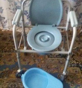 Кресло туалет.