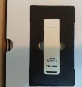 Wi-Fi адаптер TP-LINK TL-WN721N/NC