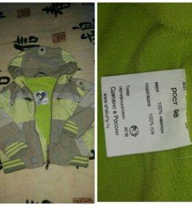Куртка. Ветровка шалуны 98 размер