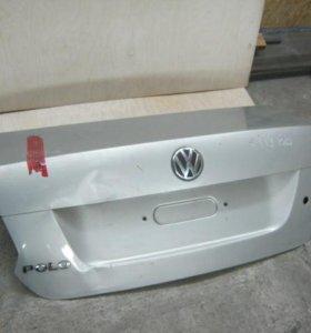 Крышка багажника для Поло седан RUS
