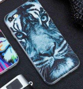 Чехлы для Iphone (айфон) 5,5s,SE.