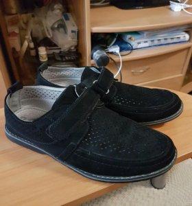 Туфли мужские 39р-р