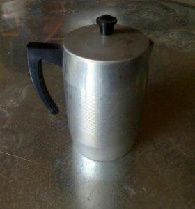 Гейзерная кофеварка СССР