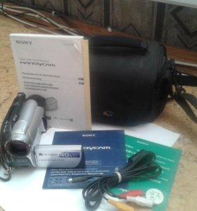 Цифровая Видеокамера Sony handycam DCR-DVD106E