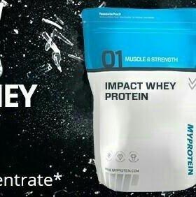 Протеин impact whey 2.5кг
