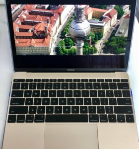 MacBook 12' (Gold) 256GB