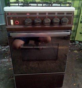 Газовая печка