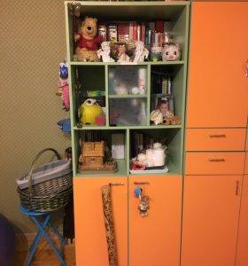3 шкафа в детскую