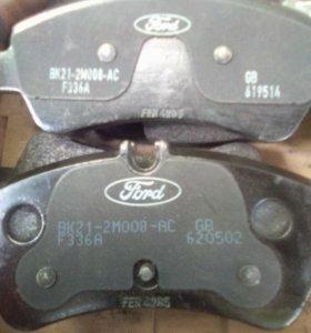 Тормозные колодки Ford