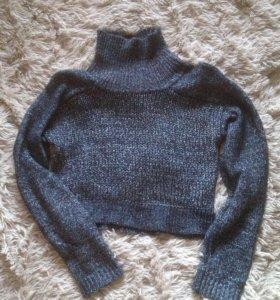 Кроп-топ / укороченный свитер Zara