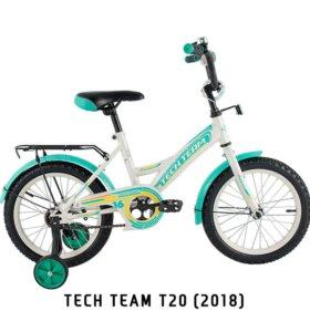 Новые детские велосипеды. Есть разные модели.