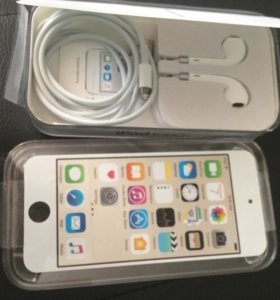 Плеер MP3 Apple iPod Touch 6 32GB Gold (MKHT2)