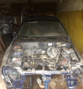 Кузов Chevrolet Lanos