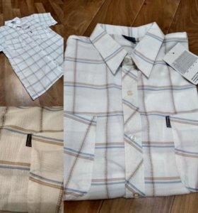 Рубашка 41 размер,белая, новая