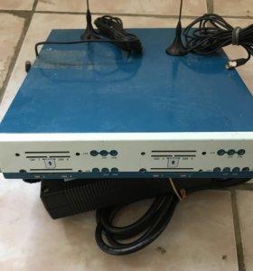 Продаётся 8 портовый VoIP/GSM шлюз