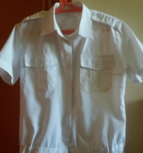 Рубашки форменная школьная