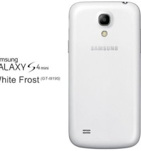 SAMSUNG galaxy s4 mini 4G White Frost