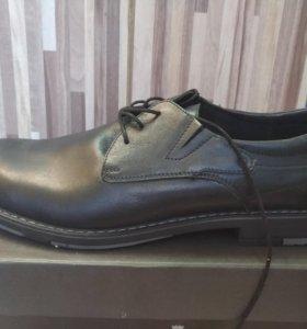 Туфли мужские натуральная кожа